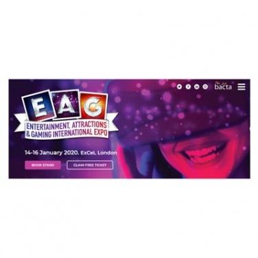 2020年欧洲电玩游乐与休闲设备展