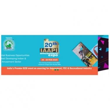 2020年印度竞技宝官网app游乐设施展览会
