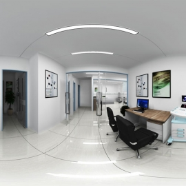 3D全景扫描技术